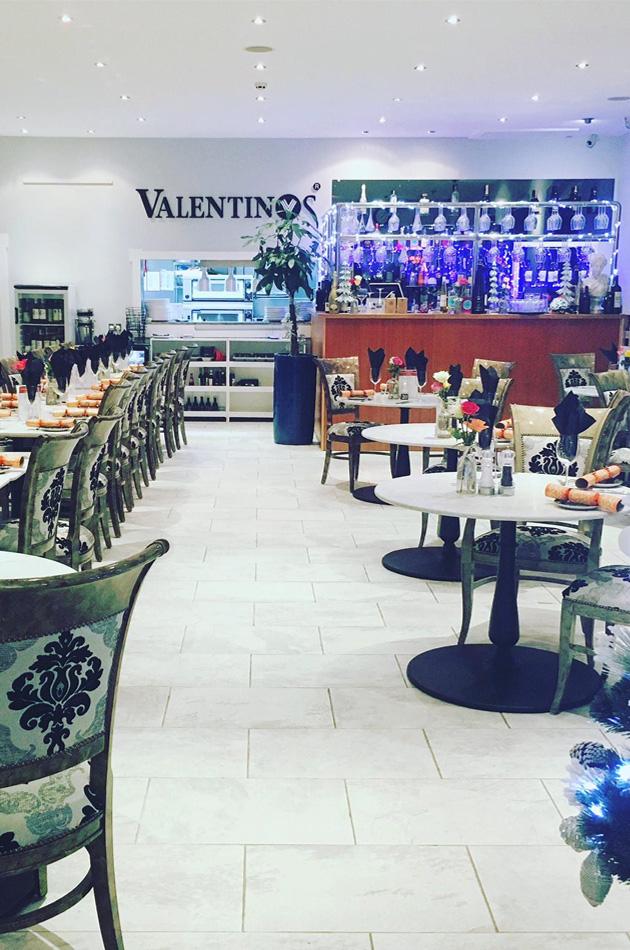 Valentinos Ristorante Group Scissett