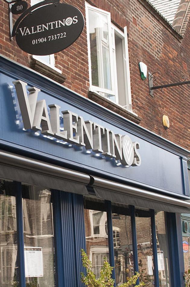 Valentinos Ristorante Group York